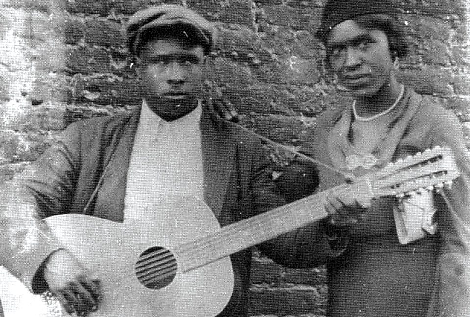 Blind Willie Johnson: el blues que viajó al espacio