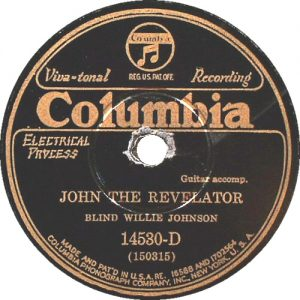 "Single de ""John the Revelator"""